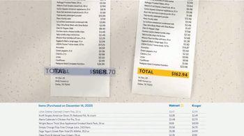 Walmart TV Spot, 'Smart Shoppers in Dallas: $25.76' - Thumbnail 3