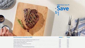 Walmart TV Spot, 'Smart Shoppers in Dallas: $25.76' - Thumbnail 5