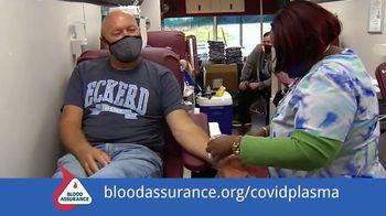 Blood Assurance TV Spot, 'COVID-19 Plasma Donations' - Thumbnail 5
