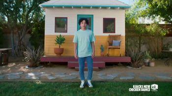 Jack in the Box Cluck Sandwich Combo TV Spot, 'New Chicken Dance' Featuring Becky G - Thumbnail 1