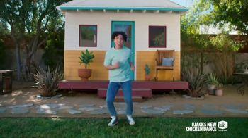 Jack in the Box Cluck Sandwich Combo TV Spot, 'New Chicken Dance' Featuring Becky G - Thumbnail 2