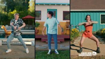 Jack in the Box Cluck Sandwich Combo TV Spot, 'New Chicken Dance' Featuring Becky G - Thumbnail 5