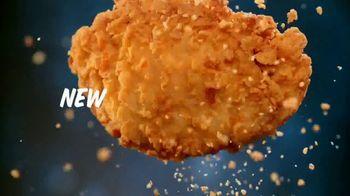 Jack in the Box Cluck Sandwich Combo TV Spot, 'New Chicken Dance' Featuring Becky G - Thumbnail 8