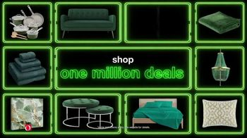 Overstock.com Green Monday Flash Sale TV Spot, 'Extra 20% Off Area Rugs' - Thumbnail 2