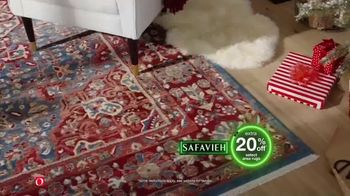 Overstock.com Green Monday Flash Sale TV Spot, 'Extra 20% Off Area Rugs' - Thumbnail 4
