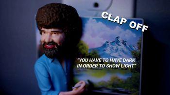 The Clapper TV Spot, 'World Class Clapper: Bob Ross' Featuring Kent French - Thumbnail 8