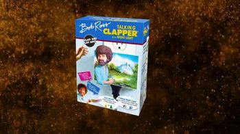 The Clapper TV Spot, 'World Class Clapper: Bob Ross' Featuring Kent French - Thumbnail 4