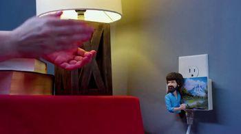 The Clapper TV Spot, 'World Class Clapper: Bob Ross' Featuring Kent French - Thumbnail 6