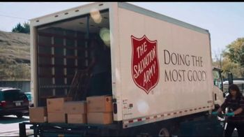 The Salvation Army TV Spot, 'Thanks to All Who Have Donated' - Thumbnail 1