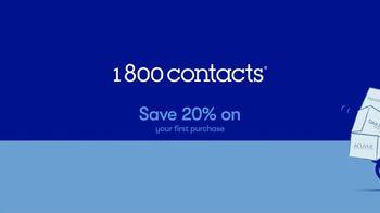 1-800 Contacts TV Spot, 'Shauna: FSA & 20% Off' - Thumbnail 5