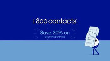 1-800 Contacts TV Spot, 'Shauna: FSA & 20% Off' - Thumbnail 6