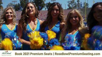 Rose Bowl Stadium TV Spot, '2021 Premium Seating'