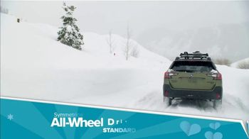 Subaru Share the Love Event TV Spot, 'Winter Wonderland: Outback' [T2] - Thumbnail 3