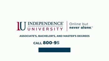 Independence University TV Spot, 'Declined to Degree' - Thumbnail 10
