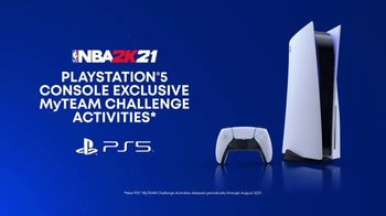 NBA 2K21 TV Spot, 'Give the Gift of Game' - Thumbnail 10