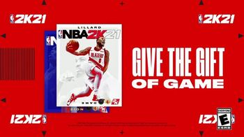 NBA 2K21 TV Spot, 'Give the Gift of Game' - Thumbnail 9