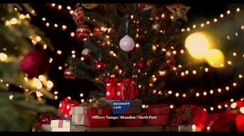 Boohoff Law TV Spot, 'Holidays: Special Gift' - Thumbnail 1