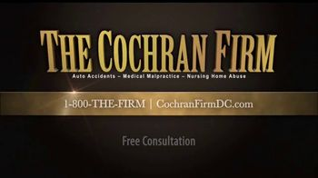 The Cochran Law Firm TV Spot, 'Safe Place' - Thumbnail 7