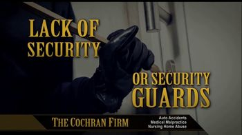 The Cochran Law Firm TV Spot, 'Safe Place' - Thumbnail 3