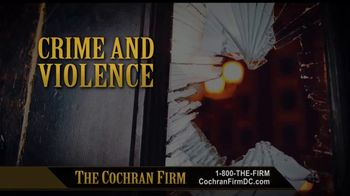 The Cochran Law Firm TV Spot, 'Safe Place' - Thumbnail 4