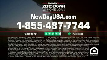 NewDay USA $0 Down VA Home Loan TV Spot, 'Tatiana: No Down Payment' - Thumbnail 7