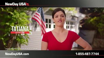 NewDay USA $0 Down VA Home Loan TV Spot, 'Tatiana: No Down Payment' - Thumbnail 2