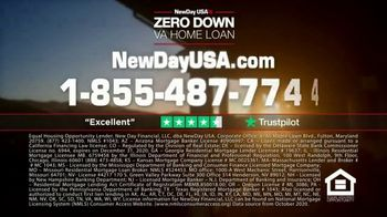 NewDay USA $0 Down VA Home Loan TV Spot, 'Tatiana: No Down Payment' - Thumbnail 6