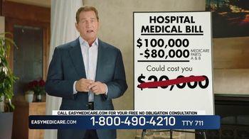 easyMedicare.com Medicare Supplement Plan TV Spot, 'Explanation' Featuring Joe Theismann - 257 commercial airings