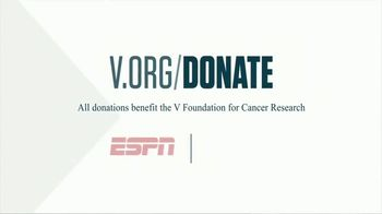The V Foundation for Cancer Research TV Spot, 'Jim Valvano' - Thumbnail 9