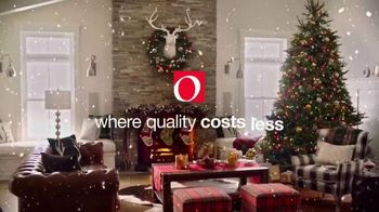 Overstock.com Holiday Home Sale TV Spot, 'Partner in Cheer' - Thumbnail 8