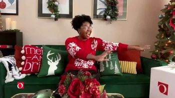 Overstock.com Holiday Home Sale TV Spot, 'Partner in Cheer' - Thumbnail 3