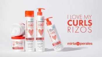 Mirta de Perales I Love My Curls TV Spot, 'Movimiento y brillo' [Spanish] - Thumbnail 5