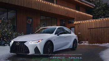 El Evento December to Remember de Lexus TV Spot, 'Momentos de entrada: entrega' [Spanish] [T2] - Thumbnail 1