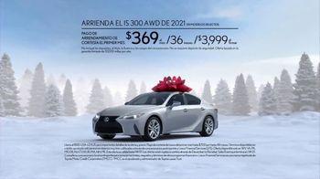 El Evento December to Remember de Lexus TV Spot, 'Momentos de entrada: entrega' [Spanish] [T2] - Thumbnail 6