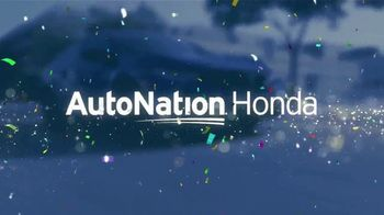 AutoNation Honda TV Spot, 'New Year Savings: $1000 Loyalty Offer' - Thumbnail 1
