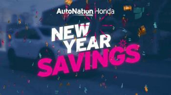 AutoNation Honda TV Spot, 'New Year Savings: $1000 Loyalty Offer' - Thumbnail 3