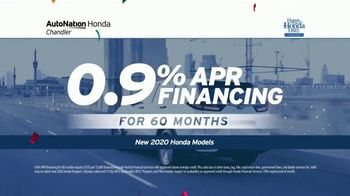 AutoNation Honda TV Spot, 'New Year Savings: $1000 Loyalty Offer' - Thumbnail 4
