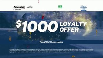 AutoNation Honda TV Spot, 'New Year Savings: $1000 Loyalty Offer' - Thumbnail 5