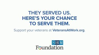 Society for Human Resource Management TV Spot, 'Veterans at Work: Support' - Thumbnail 10