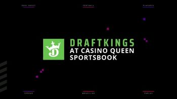 DraftKings at Casino Queen Sportsbook TV Spot, ''Tis the Playoffs: Bet $1' - Thumbnail 1
