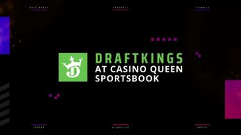 DraftKings at Casino Queen Sportsbook TV Spot, ''Tis the Playoffs: Bet $1' - Thumbnail 2