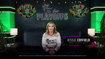 DraftKings at Casino Queen Sportsbook TV Spot, ''Tis the Playoffs: Bet $1' - Thumbnail 3