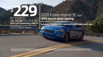 Ford Presidents Day Sellathon TV Spot, 'Right Now: Fusion' [T2] - Thumbnail 2