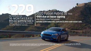 Ford Presidents Day Sellathon TV Spot, 'Right Now: Fusion' [T2] - Thumbnail 3