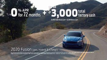 Ford Presidents Day Sellathon TV Spot, 'Right Now: Fusion' [T2] - Thumbnail 5