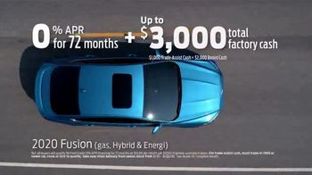 Ford Presidents Day Sellathon TV Spot, 'Right Now: Fusion' [T2] - Thumbnail 6