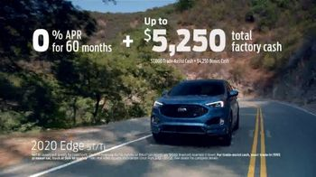 Ford Presidents Day Sellathon TV Spot, 'Come In: Edge' [T2] - Thumbnail 5