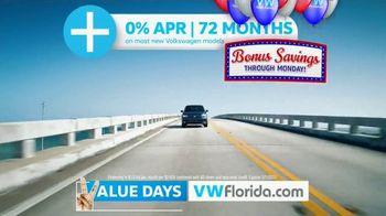 Volkswagen Presidents Day Deals TV Spot, 'Value Days: Even More Value' [T2] - Thumbnail 6