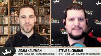 DraftKings Sportsbook Big Game Prediction Challenge TV Spot, 'The Big Game Prop Bets' - Thumbnail 1