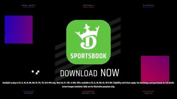 DraftKings Sportsbook TV Spot, 'Tis the Big Game: Double Your Money: New Customers Only' - Thumbnail 6